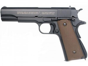 FN 1911 KJW