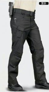 celana tactical hitam